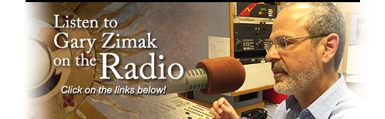 Catholic speaker and author Gary Zimak is featured on many radio stations around the world