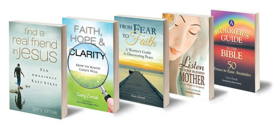 Books by Catholic speaker and author Gary Zimak