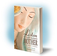 Catholic speaker and author Gary Zimak reflects on the words of Mary in the Bible in his book - Listen To Your Blessed Mother