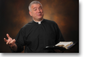 Father Larry Richards joins Catholic Speaker Gary Zimak on Following The Truth on BlogTalkRadio