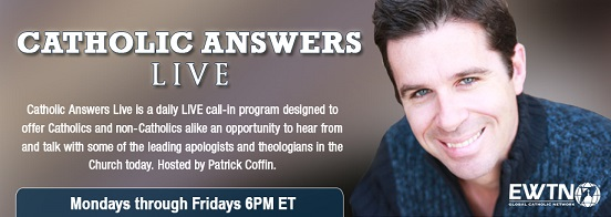 Catholic Speaker Gary Zimak will be appearing on Catholic Answers Live on March 14 to discuss how to overcome anxiety.