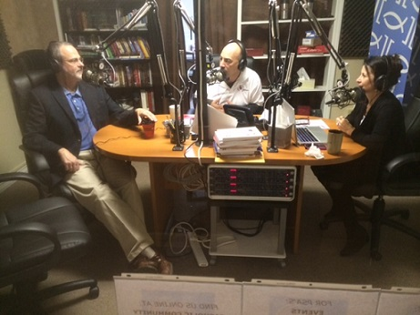 Catholic Speaker Gary Zimak on the Wake Up show on Catholic Community Radio