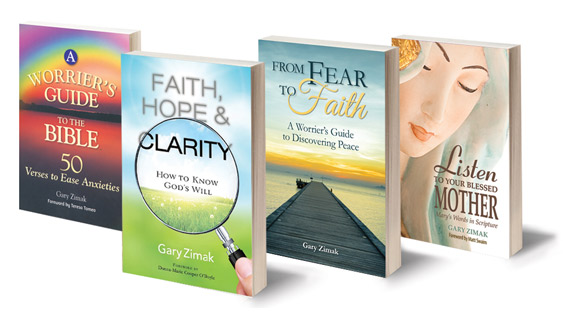 Books By Catholic Author And Speaker Gary Zimak