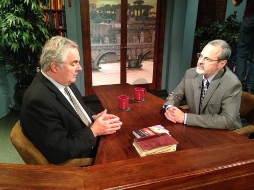 Catholic speaker Gary Zimak tells how he met Jesus on the EWTN program The Journey Home with Marcus Grodi