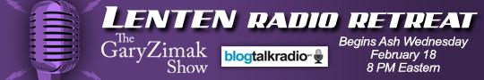 Catholic speaker Gary Zimak will host his annual Lenten Radio Retreat beginning on Feb 18