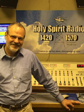 Catholic speaker and author Gary Zimak discusses the theme of his next Following The Truth program on Holy Spirit Radio - God Is Grea<br /> 15<br /> ter Than Your Problems