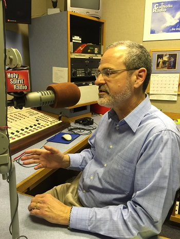 Catholic speaker and author Gary Zimak will offer advice for dealing with fear of the future on the next episode of Following The Truth on Holy Spirit Radio