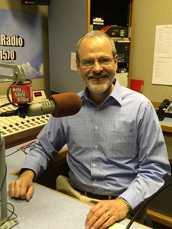 Catholic speaker Gary Zimak announces his 2016 Lenten radio retreat