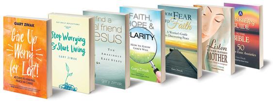 Books by Catholic speaker and author Gary Zimak
