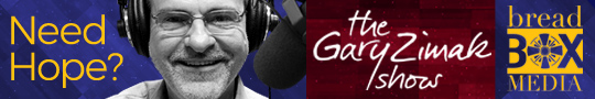 Catholic speaker and author Gary Zimak is the host of The Gary Zimak Show podcast on Breadbox Media