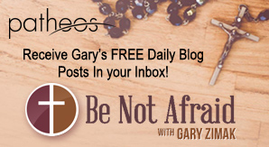 Sign up for the daily blog of Gary Zimak